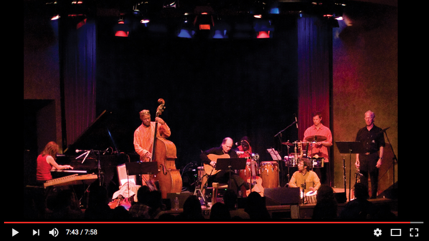 Youtube Video of Samba in Seven