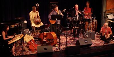 Mariah Parker's Indo Latin Jazz Ensmble