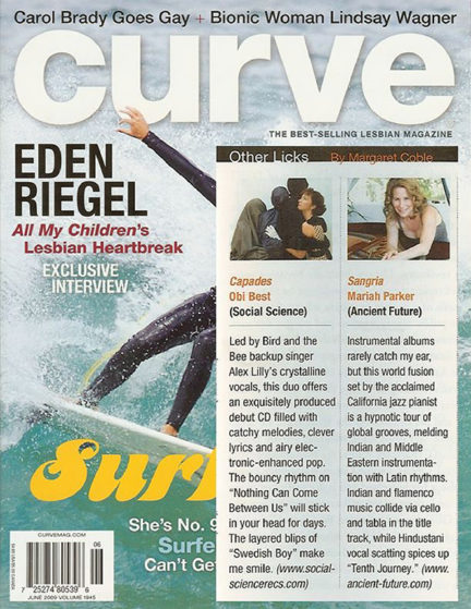 Curve Magazine Review