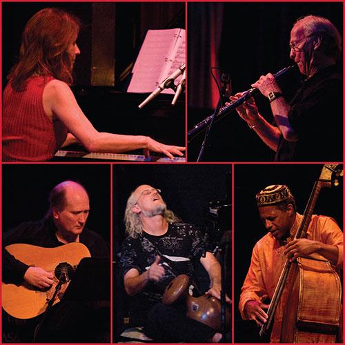 Indo Latin Jazz Quintet