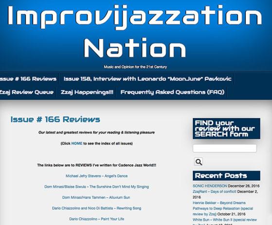 Improvijazzation Nation