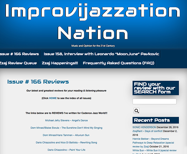 Improvijazzation Nation